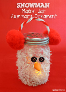 Snowman-Mason-Jar-Luminary-Ornament-with-DecoArt-Decou-Page