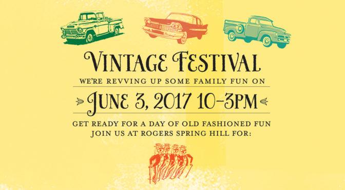 Vintage Fest 2017